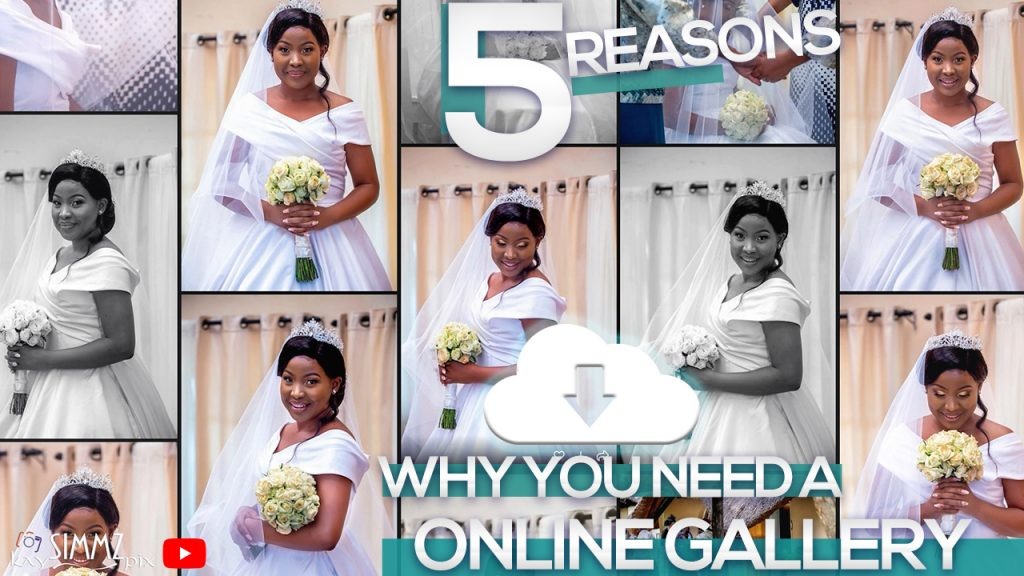 WHY YOU NEED A ONLINE GALLERY
